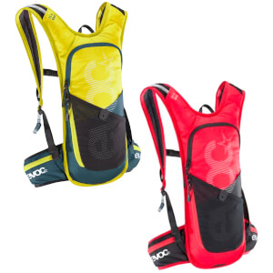 Evoc CC 3L Race Backpack and 2L Bladder
