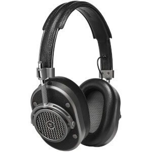Master and Dynamic MH40 Over Ear Headphones - Gunmetal/Black