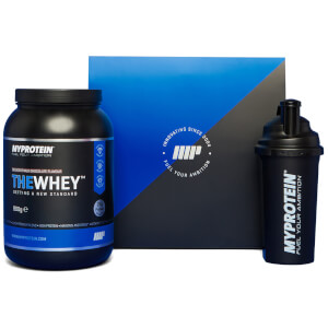 LIMITED EDITION THEWHEY BOX