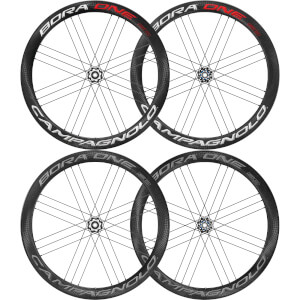 Campagnolo Bora One 50 Disk Brake Tubular Wheelset 2018