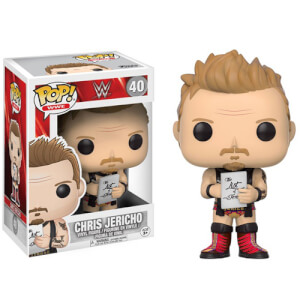 Figura Funko Pop! Chris Jericho - WWE