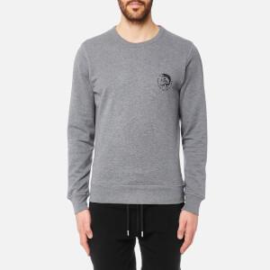 Diesel Men's Willy Sweatshirt - Grey