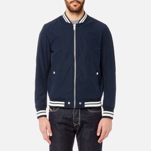 Diesel Men's Radical Bomber Jacket - Blue