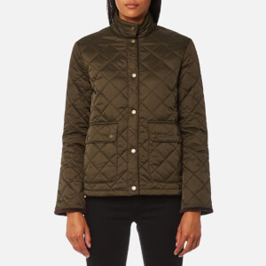 Barbour Heritage Women's Nidd Jacket - Olive