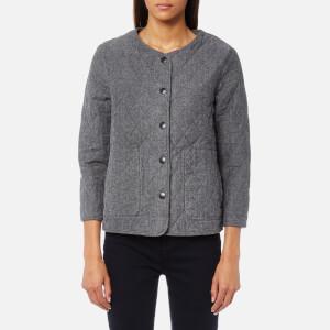 Barbour Heritage Women's Edna Overshirt - Grey