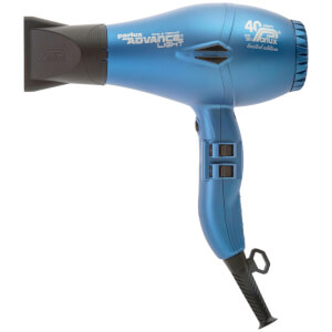Parlux Advance Hair Dryer - Limited Edition Blue