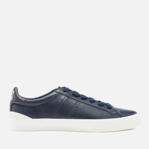 Superdry Men's Vintage Court Trainers - Eclipse Navy/Black