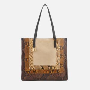 Marc Jacobs Women's The Grind Shopper Bag - Papyrus Multi