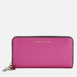 Marc Jacobs Women's Standard Continental Wallet - Pink