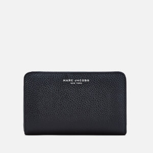 Marc Jacobs Women's Compact Wallet - Black