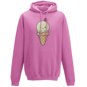 How To Cook That Kawaii Ice Cream Pink Hoodie