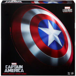 Hasbro Marvel Legends Avenders: Captain America Schild 1:1 Replik