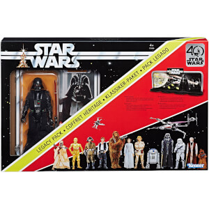 Star Wars : Coffret 40ième Anniversaire