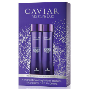 Alterna Caviar Moisture Duo Set (Worth $68)