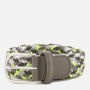 Andersons Men's Woven Fabric Belt - Grey Multi