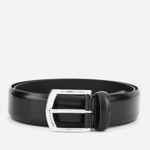 Andersons Men's Leather Belt - Black