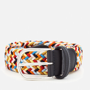 Andersons Men's Core Woven Fabric Belt - Multi