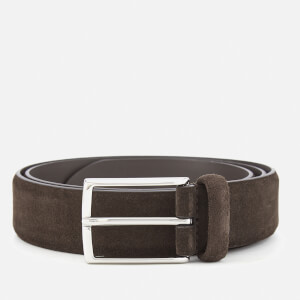 Andersons Men's Suede Belt - Brown