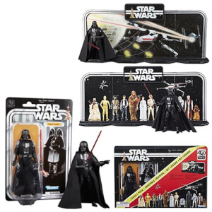 Star Wars Black Series Display Diorama Darth Vader Figure