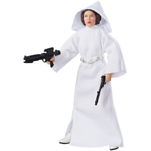 Star Wars Black Series 40th 6 Inch Princess Leia Figure