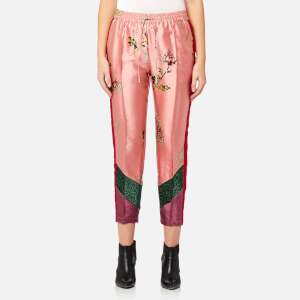 Maison Scotch Women's Tailored Pants - Combo A