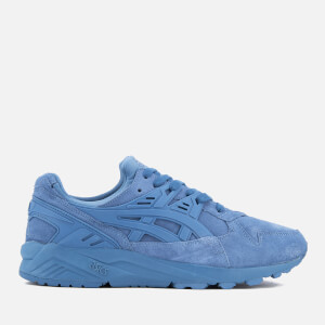 Asics Lifestyle Men's Gel-Kayano Evo Suede Trainers - Pigeon Blue/Pigeon Blue
