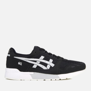 Asics Lifestyle Men's Gel-Lyte Trainers - Black/Glacier Grey