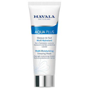 Mavala Aqua Plus Multi-Moisturizing Sleeping Mask 75ml