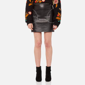 Guess Women's Melissa Skirt - Jet Black