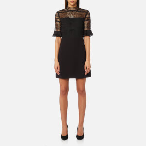 Guess Women's Edith Dress - Jet Black