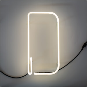 Seletti Alphafont Neon Letter - 35cm - D