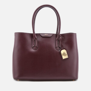 Lauren Ralph Lauren Women's Tate City Tote Bag - Port