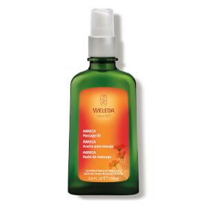 Aceite de masaje con árnica de Weleda 100 ml