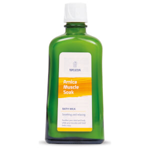 Weleda Arnica Muscle Soak 200 ml