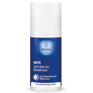 Weleda Men's 24 Hour Roll On Deodorant 50ml