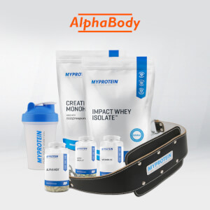 PACK ALPHABODY START