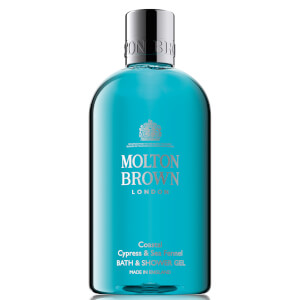 Molton Brown Coastal Cypress & Sea Fennel Bath & Shower Gel