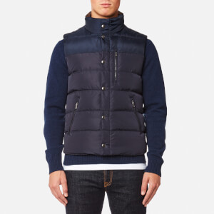 Hackett Men's Classic Gilet - Navy