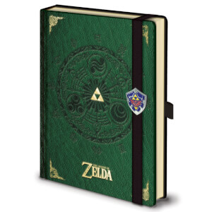 The Legend of Zelda A5 Notebook