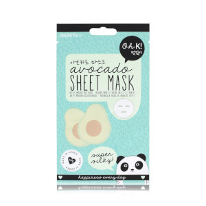 Oh K! Avocado Sheet Mask 23ml