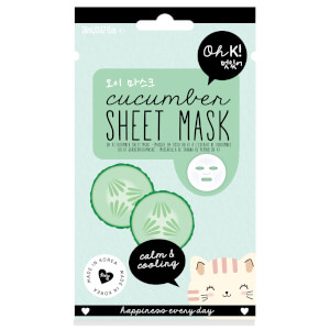 Oh K! Cucumber Sheet Mask 23ml