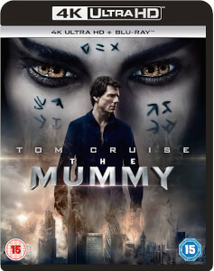 The Mummy (2017) - 4K Ultra HD (Includes Digital Download)