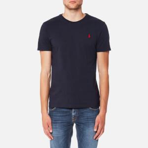 Polo Ralph Lauren Men's Custom Fit Crew Neck T-Shirt - Ink