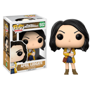 Figurine Pop! April Ludgate Parks & Rec