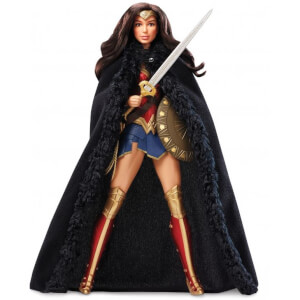 Wonder Woman - Black Label Barbie Doll