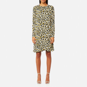 Samsoe & Samsoe Women's Marice Long Dress - Leo Jaune