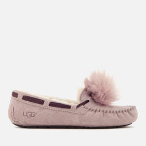 UGG Women's Dakota Moccasin Suede Slippers - Dusk