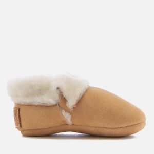 UGG Babies' Solvi Pre-Walker Shoes - Chestnut