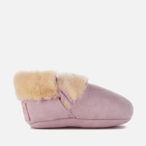 UGG Babies' Solvi Pre-Walker Shoes - Baby Pink