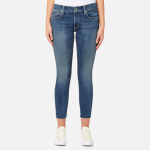Polo Ralph Lauren Women's Tomkins Crop Jeans - Elenna Wash